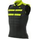 Alé Cycling R-EV1 Piuma Short Sleeve Jersey Men black-fluo yellow